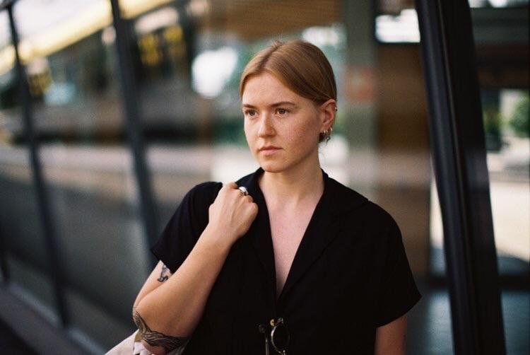Porträtt Anna Hartström